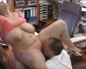 Sex mollige Mollige Oma